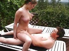 What a naughty girl next door