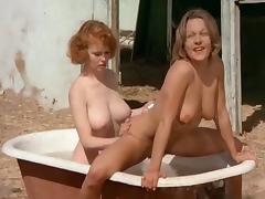 Karen Cooknell,Sharon Kelly,Tallie Cochrane,Sandy Carey in Sassy Sue (1972)