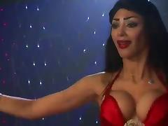 Hot Egyptian Belly dancer