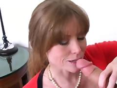 MILF Darla and Riley has a lesbo affair