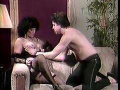 Amber Lynn, Tiffany Clark, Ashley Welles in vintage sex clip