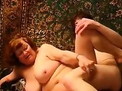 Granny Being Banged By A Younger Guy