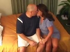 Amateur interracial cuckold gangbang