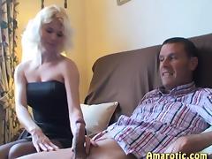 Blonde Bombshell 4