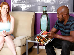 Lilith Lust & Wesley Pipes in I Like Black Boys #10, Scene #01