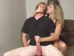 step mom handjob