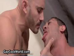 Tony Aziz and Yenier free gay porn