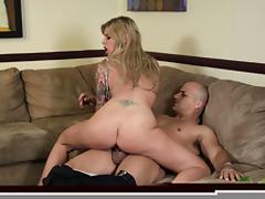 Brooke Banner & Ben English in Tara's Titties, Scene 3
