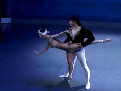 Nude Asian Ballet Swan Lake