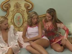 Chastity Lynn & Payton Leigh in Exchange Club #12, Scene #03