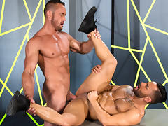 Bruno Bernal & Myles Landon in Dicklicious, Scene 02 - RagingStallion