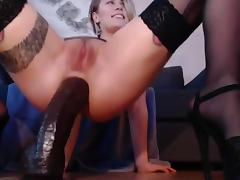 Swedish girl maintains body heat