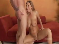 Fabulous pornstar Devon Lee in best big tits, cumshots porn movie