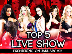 Alix Lynx, Aria Alexander, Eva Lovia, Jojo Kissin DP STAR - Season 2 - Top 5 Live Show - DigitalPlayground
