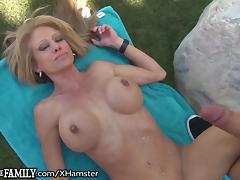 Horny Cougar has Pervy Young Fantasies