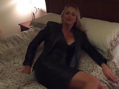 Black Leather Bedroom