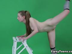 FlexyTeens Video: Anna Mostik
