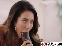 The pussy of Eva Lovia is very wet