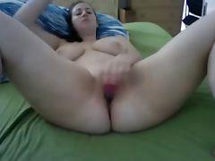 Chubby Webcam Chick