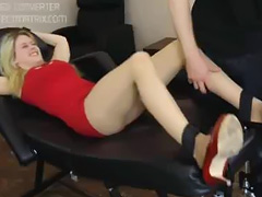 Brook Little Comes to UK Tickling
