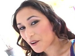 Big Tits Asian Fucked Hard And Got A Facial Cum
