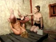 Electro BDSM and Suspension