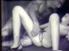 Hot Young Girl Loves Toys and Dicks 1940