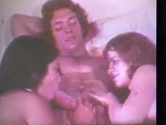 Sex Roleplay of Sheriffs and Indians 1970