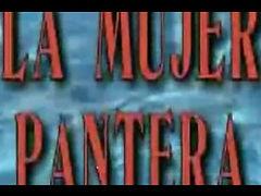 La Mujer Pantera Celia Blanco