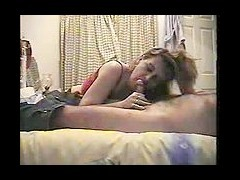 BJ Video Of Horny Blonde Amateur lovely horny amateur girlfriend does not mind being recorded for po