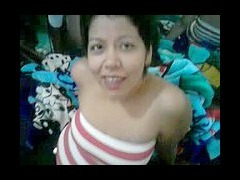 Charming Mexican Amateur Wife Lovely and somewhat plump Mexican amateur wife in black pants and cute
