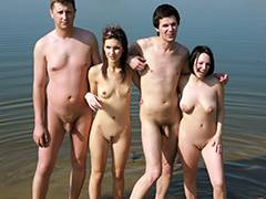 ORGY AT THE BEACH