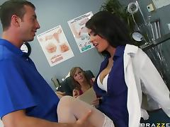 Slutty Dr Jaymes Hardcore Fucking In The Hospital