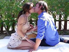 Jenni Lee kissing and hardcore porn