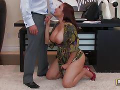 Sheila Marie Bangs Her Boss Hardcore