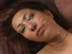 Japanese Facials And Bukkake Compilation 0328