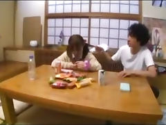 Japanese amateur schoolgirl teens Fingering Squirt fucking creampie