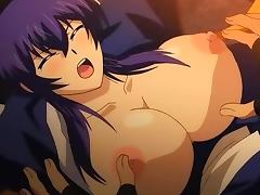 Incredibly Huge Knockers On Anime Girl