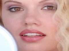 Lauren Anderson is a horny blond stripper