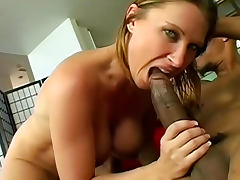Devon Lee is making a blowjob to Justin Long