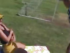 Soccer Mom Persia Monir