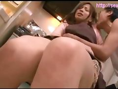 strap on blonde doggy vaginal College bigcock