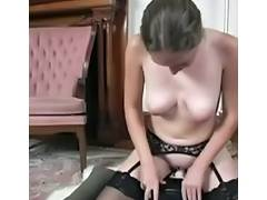 Violet's Furious Sybian Orgasms