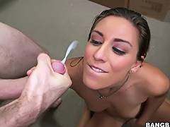 crazy for cock and semen
