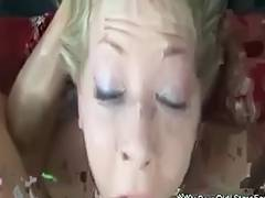 Leah Luv Drilled Inexperienced