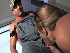 British doxy Renee Richards receives drilled in the crap house