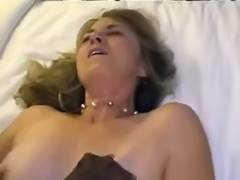 Aged Wife Acquires Screwed