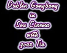 Gangbang sex cinema