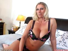 Devon Lee's fucked silly by a large cock