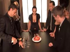 Birthday videos. One of the best birthday presents for a sexy chick is to fuck her nicely